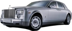 Hire a Rolls Royce Phantom or Bentley Arnage from Cars for Stars (Northampton) for your wedding or civil ceremony